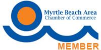 Member of the Myrtle Beach Area Chamber of Commerce